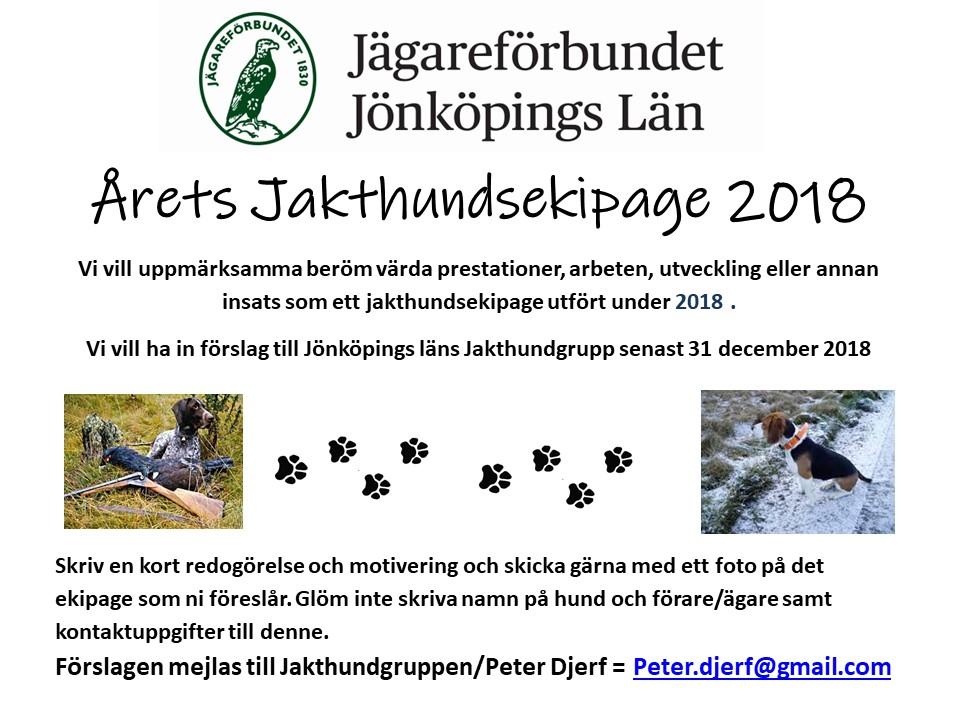 svenska jägareförbundet jönköping